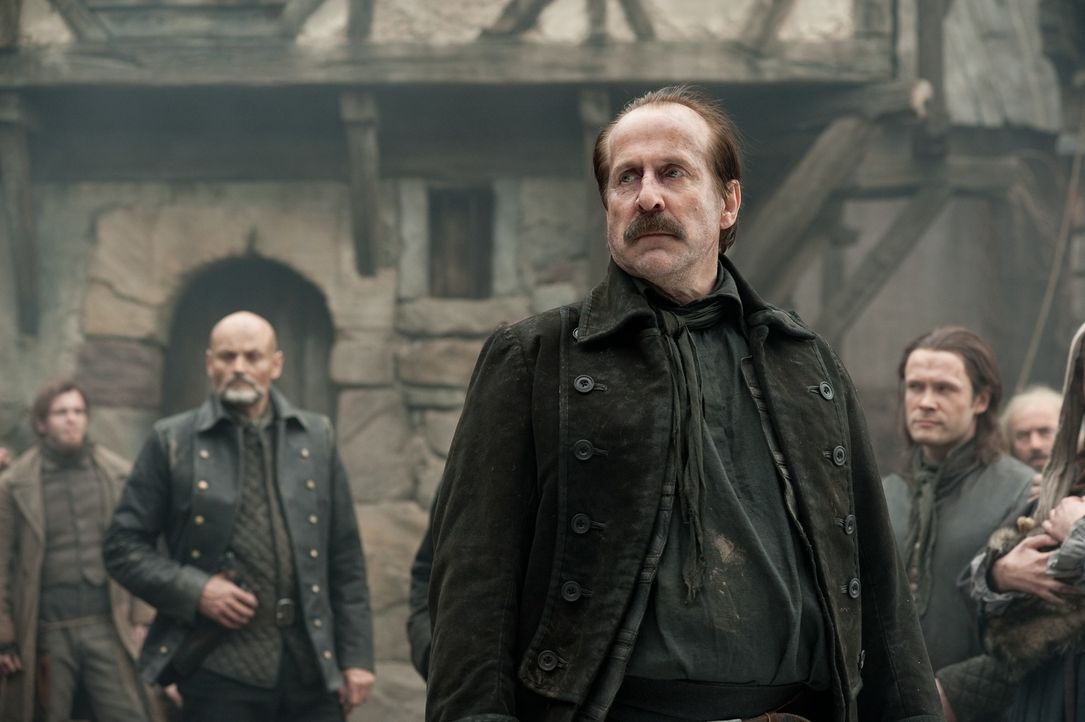 Niemand ahnt, dass Sheriff Berringer (Peter Stormare) ganz eigene Pläne verfolgt ... - Bildquelle: David Appleby 2013 Paramount Pictures.  All Rights Reserved.