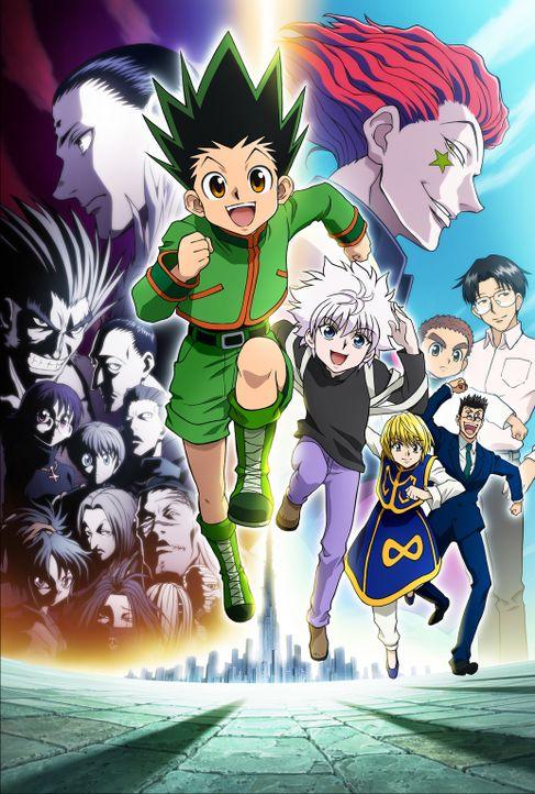Hunter x Hunter - Bildquelle: POT (Yoshihiro Togashi) 1998-2011   VAP · NTV · Madhouse/Shueisha