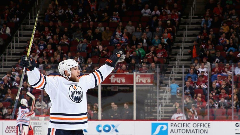Draisaitl trifft erneut für die Oilers - Bildquelle: GETTY IMAGES NORTH AMERICAGETTY IMAGES NORTH AMERICASIDChristian Petersen