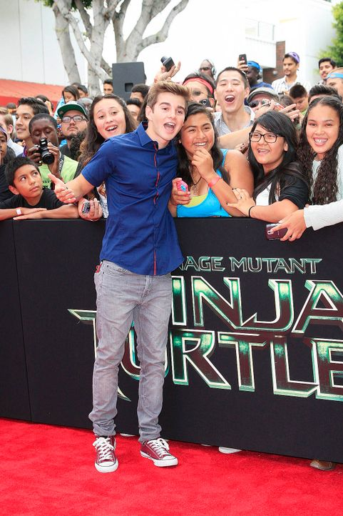 Teenage-Mutant-Ninja-Turtles-Jack-Griffo-14-08-03-dpa - Bildquelle: dpa