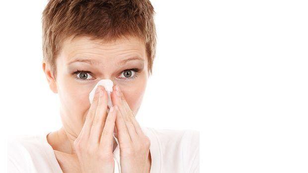 allergie Heuschnupfen