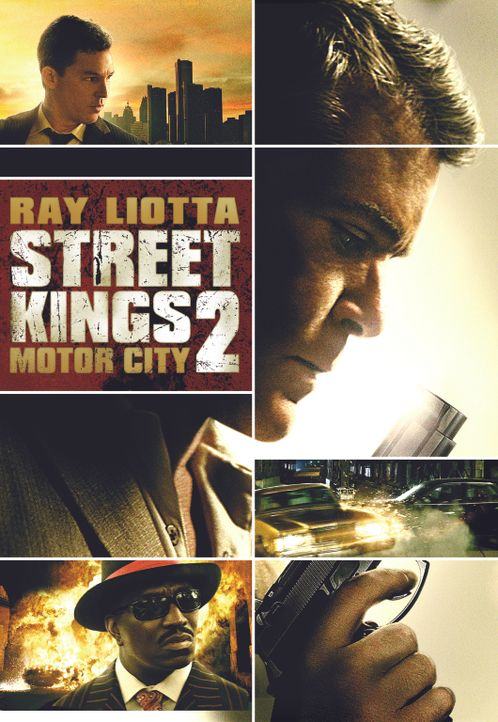 STREET KINGS 2: MOTOR CITY - Plakat - Bildquelle: 2011 Twentieth Century Fox