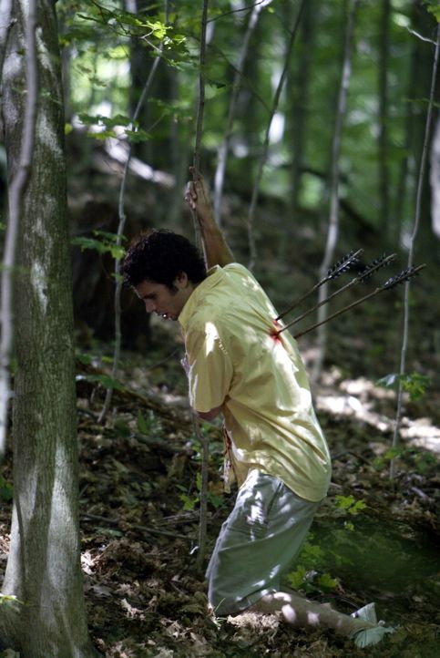 Tödlich getroffen: Verzehropfer Scott (Jeremy Sisto) ... - Bildquelle: Constantin Film Produktion GmbH