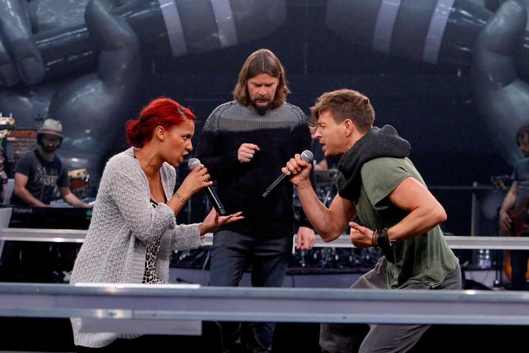 battle-luca-vs-jenna-04-the-voice-of-germany-huebnerjpg 1700 x 1133 - Bildquelle: SAT1/ProSieben/Richard Hübner