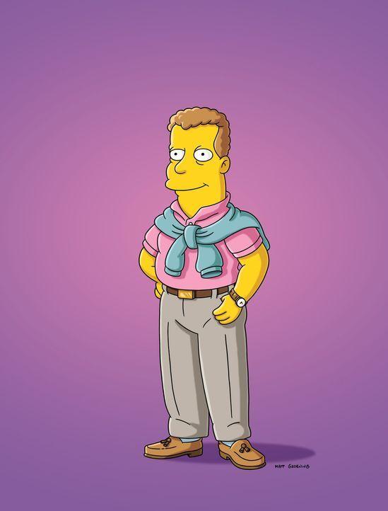 Moe hat seine Kneipe in einen trendigen Homo-Schuppen umgebaut. Grady ist einer der ersten Gäste. - Bildquelle: und TM Twentieth Century Fox Film Corporation - Alle Rechte vorbehalten