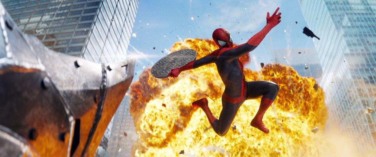 The-Amazing-Spider-Man-2-2-Sony - Bildquelle: Sony Pictures Releasing GmbH