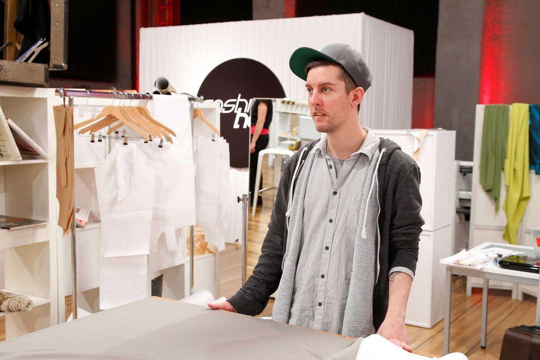 Fashion-Hero-Epi05-Atelier-18-ProSieben-Richard-Huebner - Bildquelle: Richard Huebner