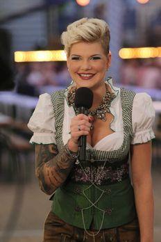 SAT.1 Gold Fetenhits - Gerade begeistert das Münchner Oktoberfest wieder Mill...