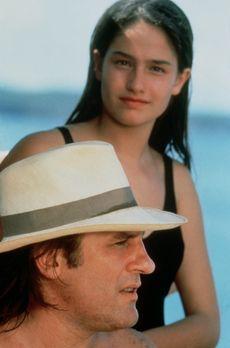 Mein Vater, der Held - Im Urlaub auf Mauritius bemerkt André (Gérard Depardie...