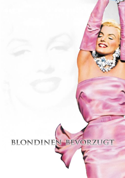 BLONDINEN BEVORZUGT - Artwork - Bildquelle: 1953 Twentieth Century Fox Film Corporation.