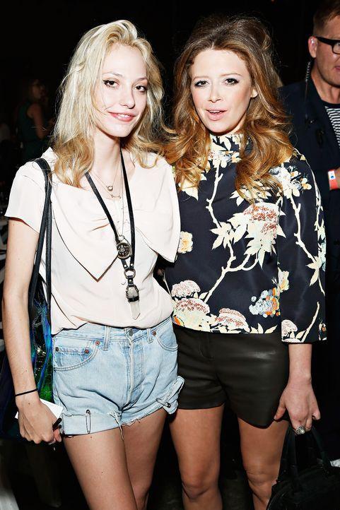 New-York-Fashionweek-Cory-Kennedy-Natasha-Lyonne-13-09-05-AFP - Bildquelle: AFP