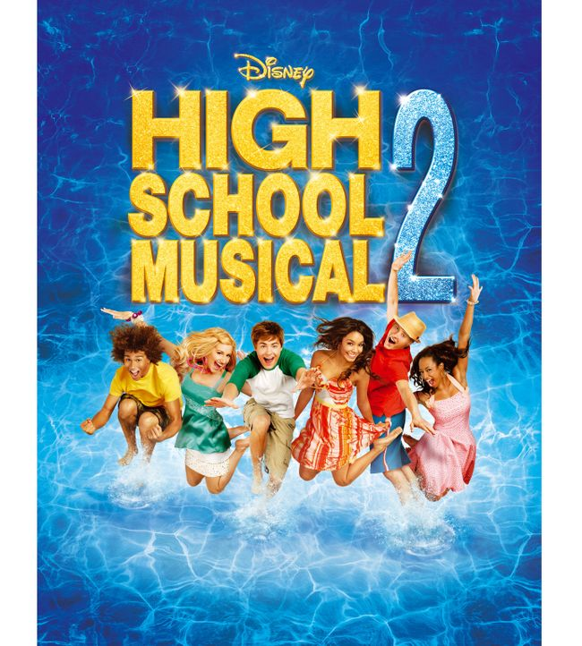 HIGH SCHOOL MUSICAL 2 - Plakatmotiv - Bildquelle: Buena Vista International Television