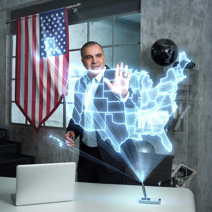 Galileo Big Pictures: So haben Sie Amerika noch nie gesehen: Aiman Abdallah zeigt atemberaubende Bilder und erzählt die beeindruckenden Geschichten... - Bildquelle: Arne Weychardt ProSieben