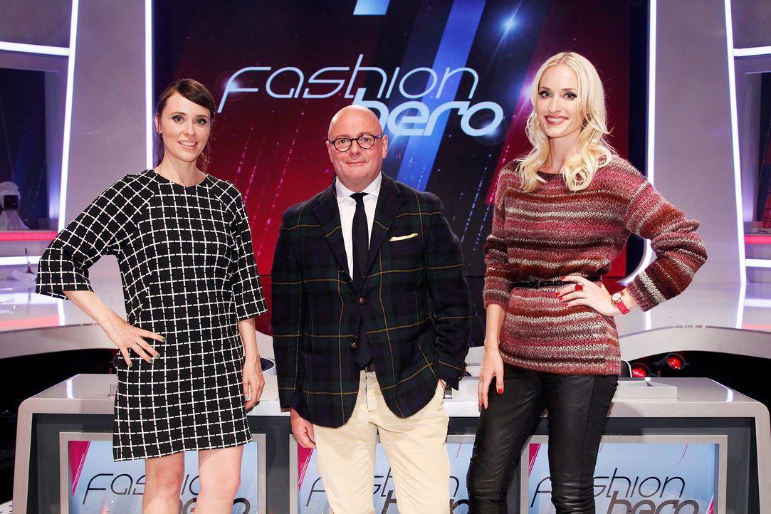 Fashion-Hero-Epi03-Show-093-ProSieben-Richard-Huebner - Bildquelle: Richard Huebner
