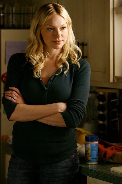 Vergewissert ihrem Sohn Sam, dass er sich keine Sorgen um das Familienleben nach ihrer Hochzeit mit Ray machen muss: Hannah (Laura Prepon)... - Bildquelle: ABC Studios