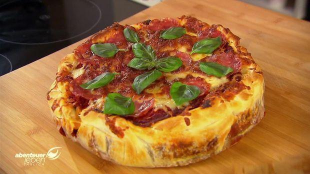 Abenteuer Leben - Abenteuer Leben - Mittwoch: Rainbow Pizza Cake: Kalorienbombe Zum Selbermachen