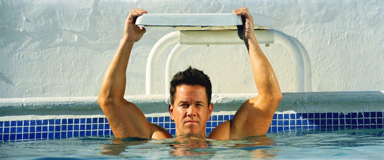 Daniel Lugo (Mark Wahlberg) ist leidenschaftlicher Bodybuilder, der Tag für Tag versucht, seinen Kunden einen perfekten Körper anzutrainieren. Eines... - Bildquelle: (2014) PARAMOUNT PICTURES. ALL RIGHTS RESERVED.