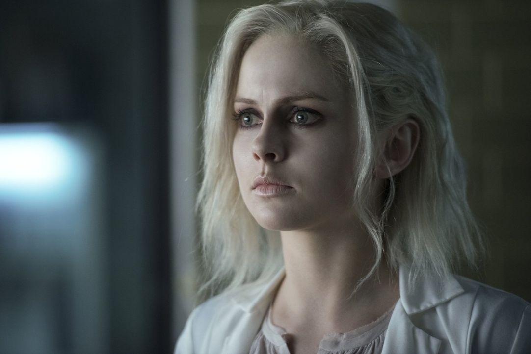 So wirklich hat Liv (Rose McIver) die Auswirkungen ihrer Nahrung noch nicht unter Kontrolle ... - Bildquelle: Warner Brothers