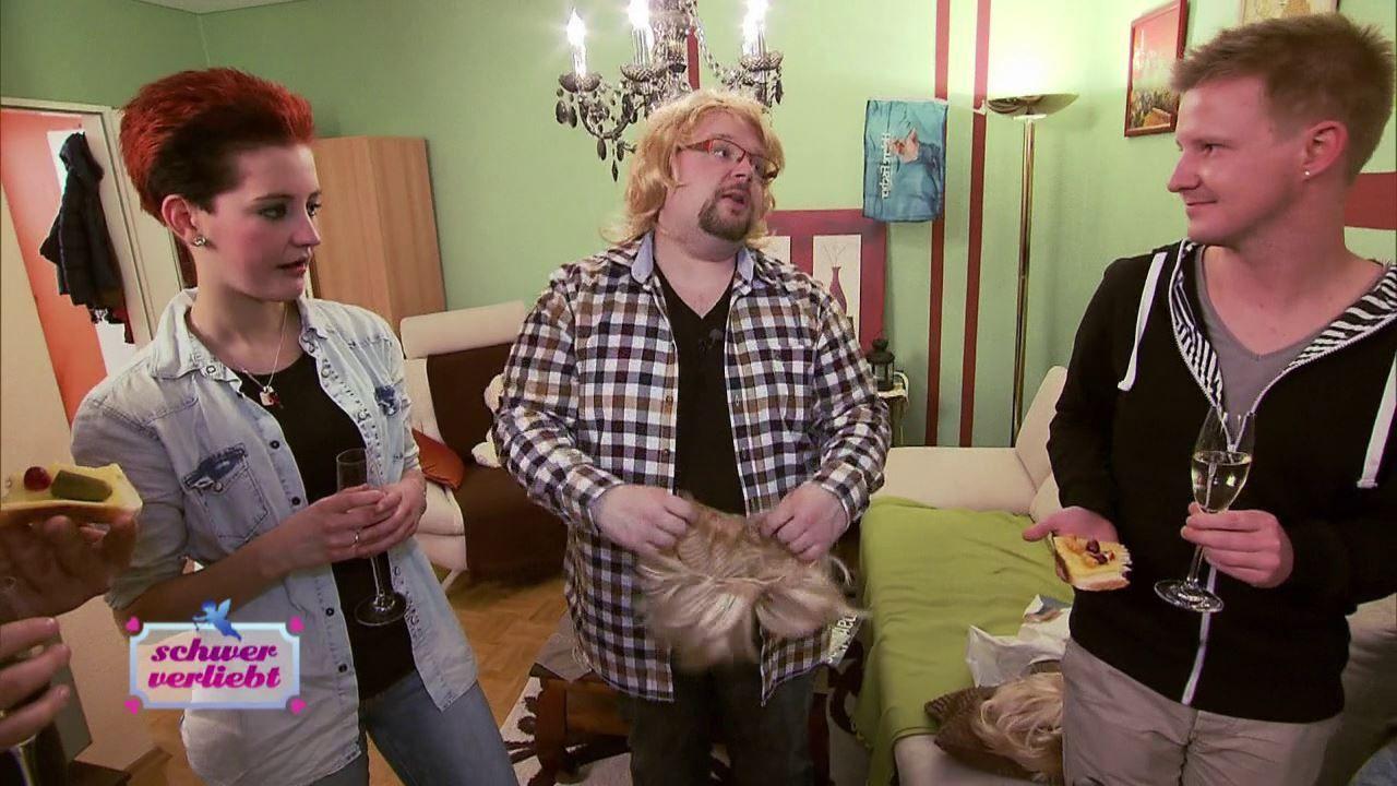 Schwer-verliebt-Episode-8-Bild039 - Bildquelle: SAT.1