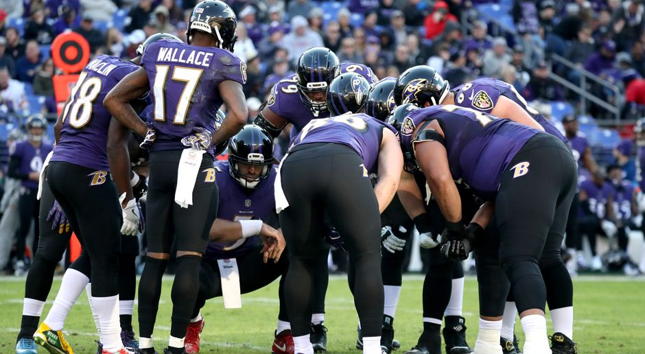Baltimore Ravens - Bildquelle: 2017 Getty Images