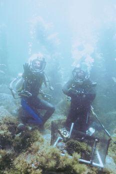 Gefahr aus der Tiefe - Die Vorboten der Hölle - Der Ozeanologe John Alden (Pa...