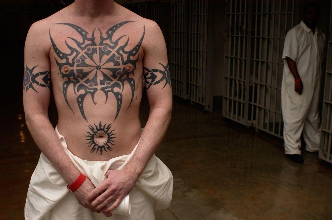 Im Georgia State Diagnostic and Classification Prison gelten bestimmte Regeln. Doch um hier überleben zu können, brechen die Insassen diese immer wi... - Bildquelle: Derek Bell part2 pictures