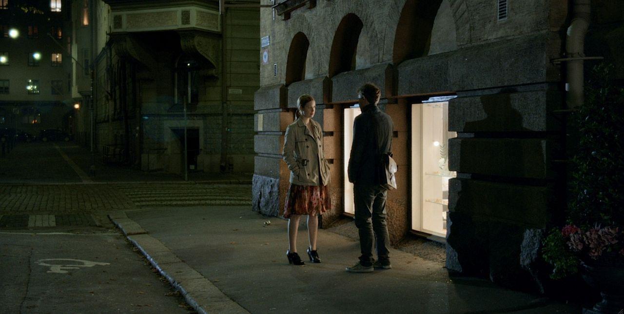 Finden Didi (Sara Soulié, l.) und Samuel (Jarkko Niemi, r.) doch wieder zueinander? - Bildquelle: Fisherking Oy 2013