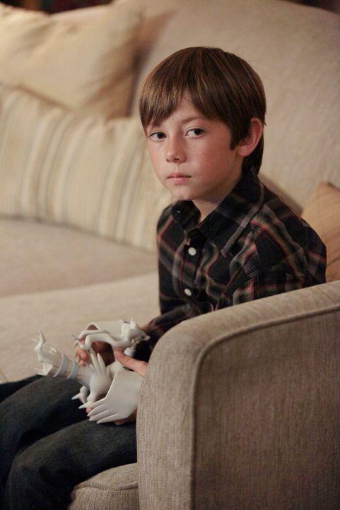 Während Amelia ihrer alten Freundin Michelle Sterbehilfe geben soll, erfährt Mason (Griffin Gluck), dass Cooper sein Vater ist ... - Bildquelle: ABC Studios