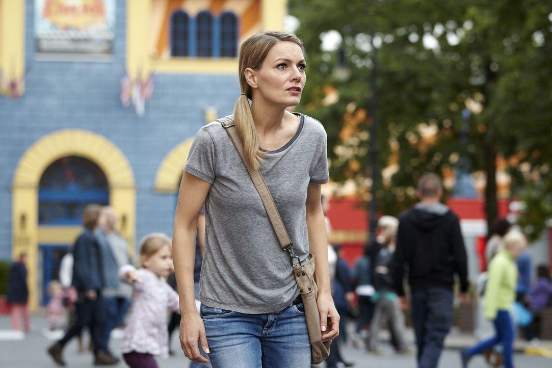 """(3. Staffel) - In """"Knallerfrauen"""" tut Martina Hill wonach ihr der Sinn steht - hemmungslos und unangepasst ... - Bildquelle: Guido Engels SAT.1"""