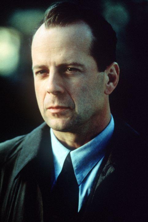 Bei dem Versuch, Cole von seiner offensichtlichen Paranoia zu befreien, stößt der Kinderpsychologe Dr. Crowe (Bruce Willis) auf eine Wahrheit, die s... - Bildquelle: Buena Vista Pictures