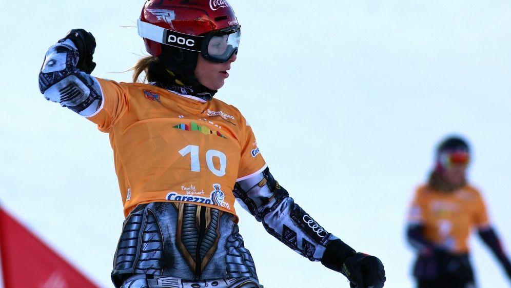 Platz zwei für Ramona Hofmeister im Teamwettbewerb - Bildquelle: PIXATHLONPIXATHLONSID