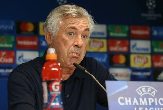 Steht momentan in der Kritik: Bayern-Trainer Ancelotti
