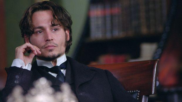 From Hell - Inspector Frederick Abberline (Johnny Depp) wird in seinen Ermitt...