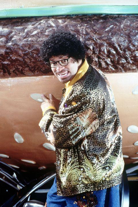 Ausgerechnet zu Beginn der Ferien ruiniert der dicke Dexter das Auto seines Lehrers Mr. Wheat (Sinbad). Um den Schaden bezahlen zu können, muss der... - Bildquelle: Paramount Pictures