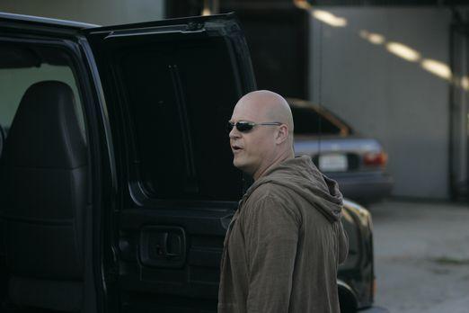 The Shield - Gesetz der Gewalt - Mackey (Michael Chiklis) kämpft für die Sich...