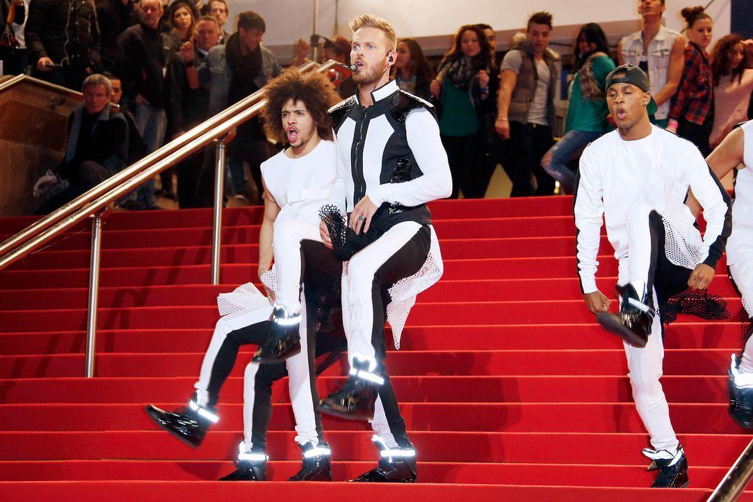 nrj-music-awards-m-pokora-13-01-26-2-afpjpg 2100 x 1400 - Bildquelle: AFP