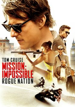 Mission: Impossible - Rogue Nation - MISSION: IMPOSSIBLE - ROGUE NATION - Pla...