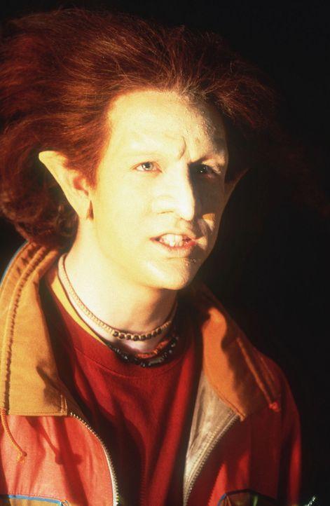 Will unbedingt die herrliche Stadt Halloweentown retten: Kobold Luke (Phillip Van Dyke) ... - Bildquelle: DISNEY