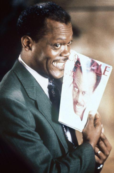 Wes Luger (Samuel L. Jackson) freut sich auf seine bevorstehende Pensionierung. Doch davor muss er sich erst noch einem Drogenboss stellen ... - Bildquelle: Warner Brothers