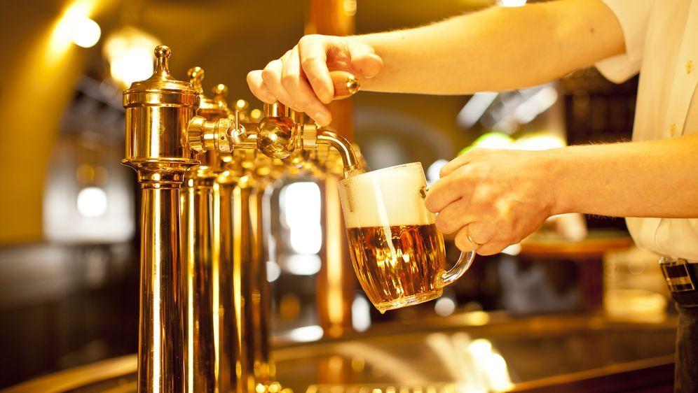 So funktioniert eine moderne Brauerei - Bildquelle: habrda - Fotolia