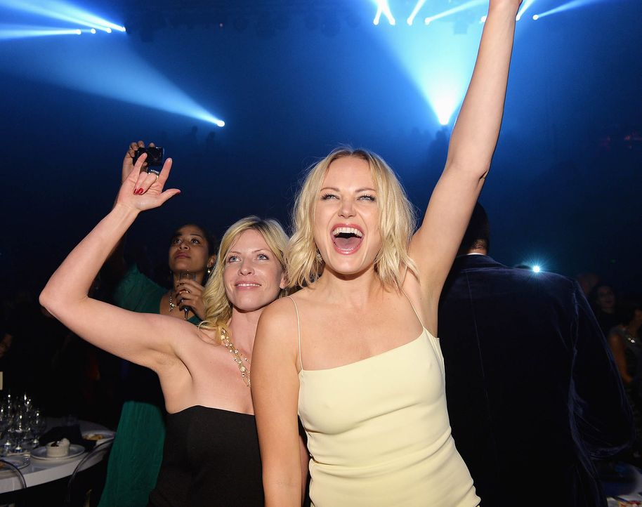 Pre-Oscar-Party-Morgan-Walsh-Malin-Akerman-14-02-26-getty-AFP - Bildquelle: getty-AFP
