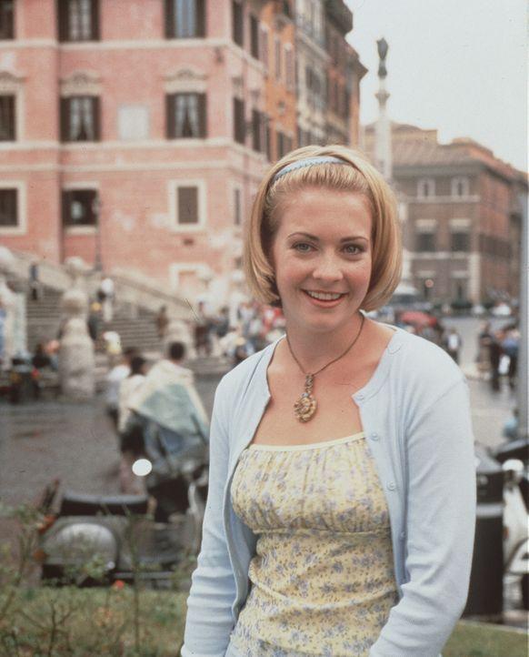 Die junge Hexe Sabrina (Melissa Joan Hart) reist nach Rom, um ein magisches Medaillon ihrer Tante Sophia zu öffnen. Sollte es ihr nicht gelingen, b... - Bildquelle: American Broadcasting Company