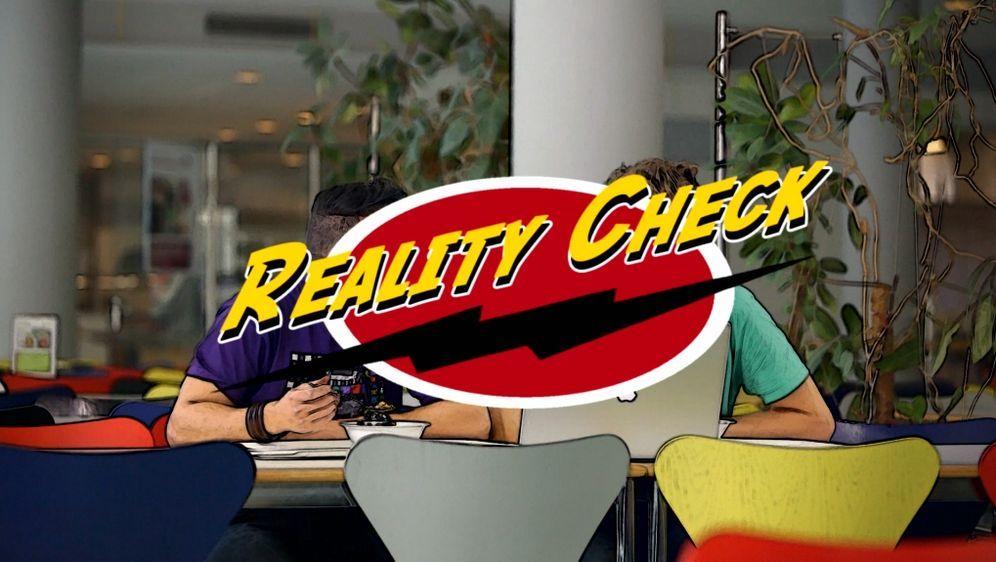Reality Check Big Bang - Frozen Müsli