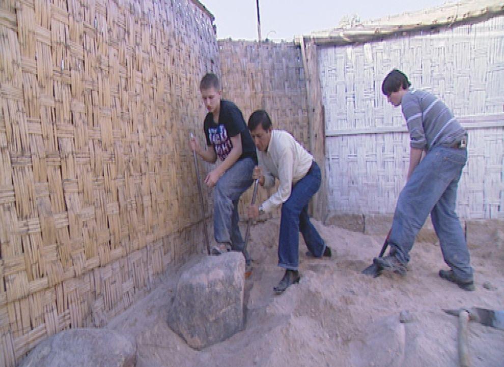 Peru / Arequipa - Wer bei Familie Tejada südamerikanische Siesta und Fiesta erwartet, liegt völlig daneben. Arbeit und Pflichterfüllung stehen hi... - Bildquelle: kabel eins