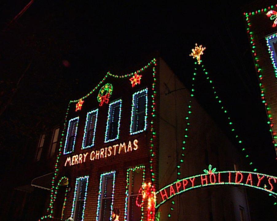 Bigger, better, faster - New York ist die Stadt der Superlative. Folgerichtig wird hier auch bei der Weihnachtsdekoration geklotzt, nicht gekleckert. - Bildquelle: ProSiebenSat.1 TV