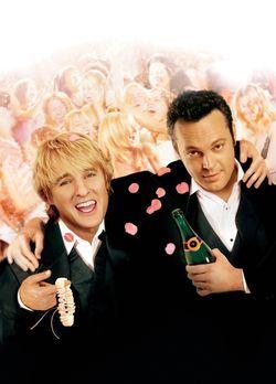 Die Hochzeits-Crasher - Die Hochzeits-Crasher mit Owen Wilson, l. und Vince V...