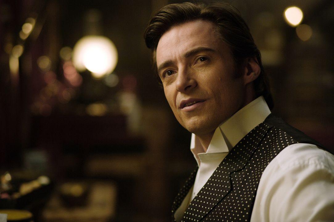 Will sich um jeden Preis an Alfred Borden rächen: Robert Angier (Hugh Jackman) ... - Bildquelle: Warner Television