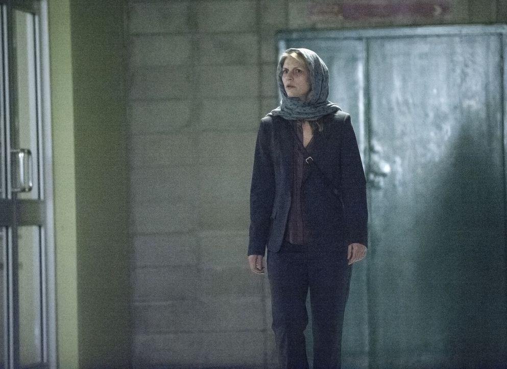 Setzt alles daran, Saul aus den Händen seines Peinigers zu befreien: Carrie (Claire Danes) ... - Bildquelle: Homeland   2014 Twentieth Century Fox Film Corporation