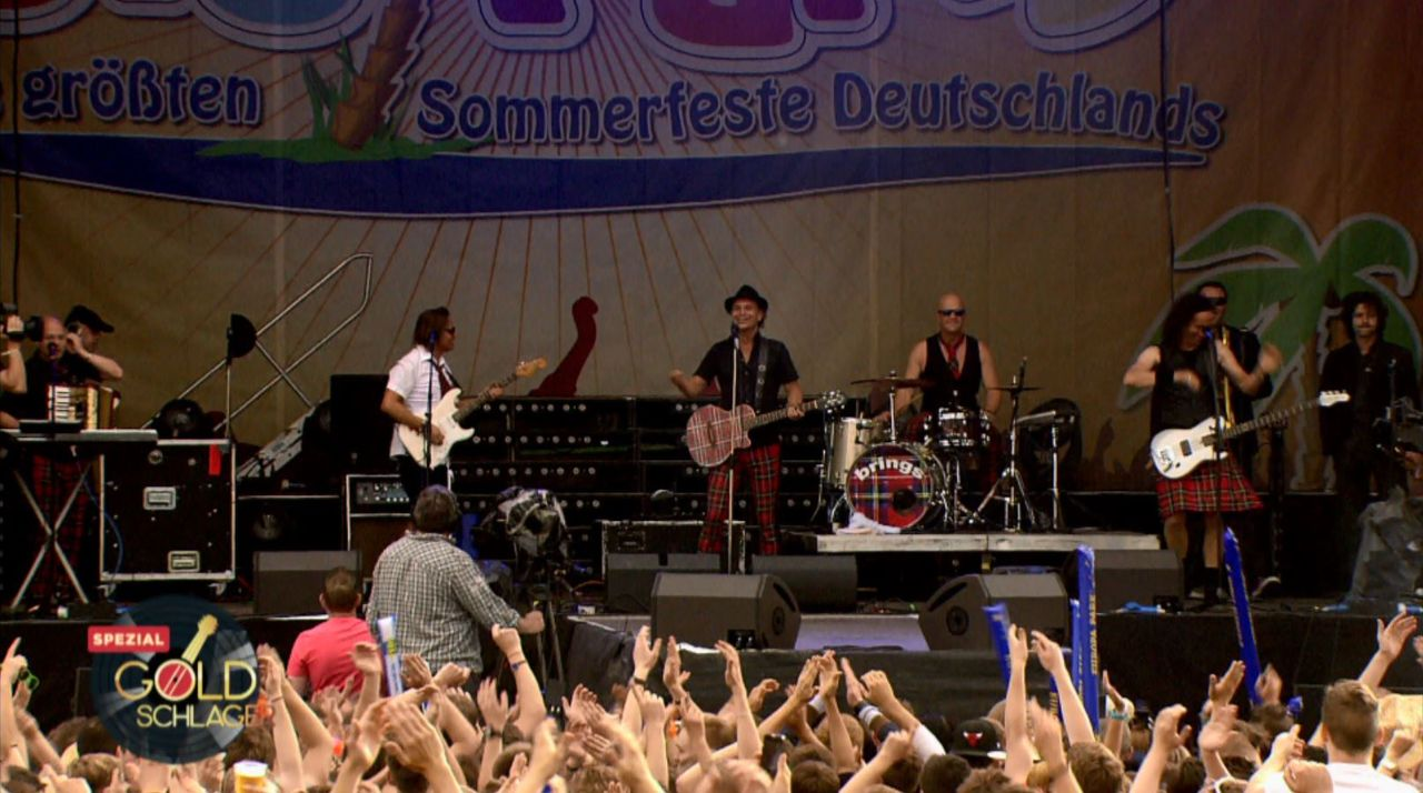 GoldschlagerSpezial-04 - Bildquelle: SAT.1 Gold
