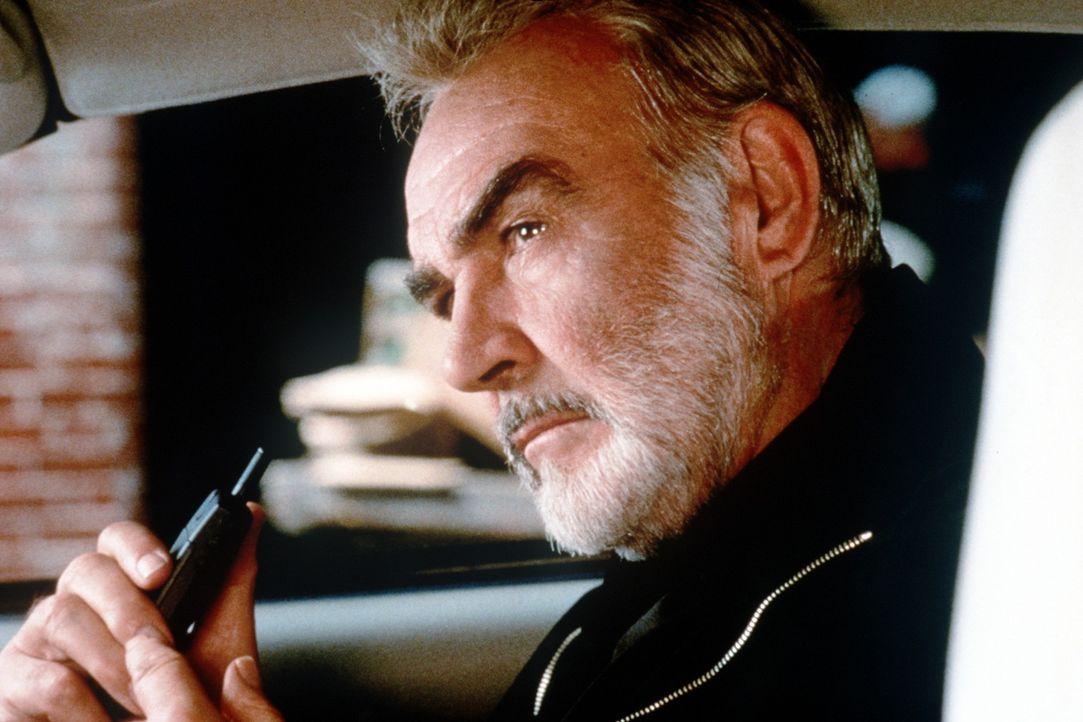 Absolut gelassen auch in ziemlich brenzligen Situationen: Altmeister MacDougal (Sean Connery) ... - Bildquelle: 20th Century Fox.